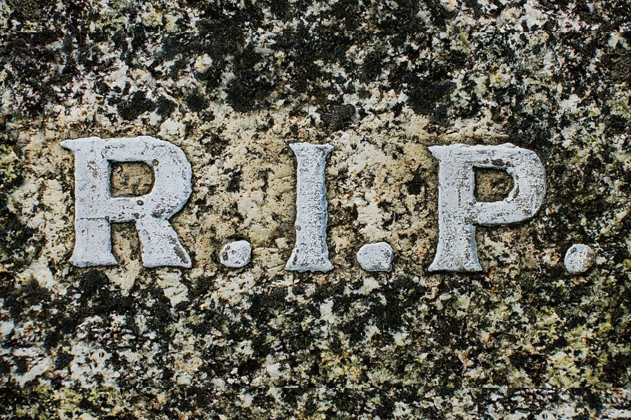 You can sleep when your dead: RIP from the job that nearly killed you