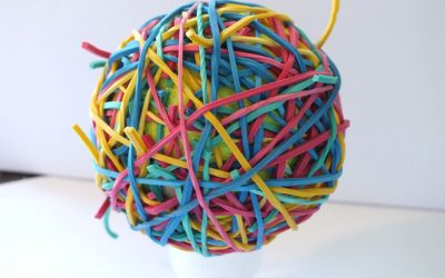 Resilience: bounce like a rubber band ball