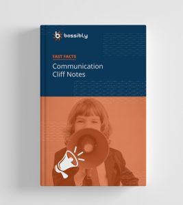 Communication Cliff Notes